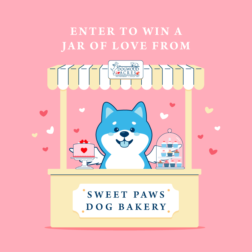 Sweet Paws Sweepstakes