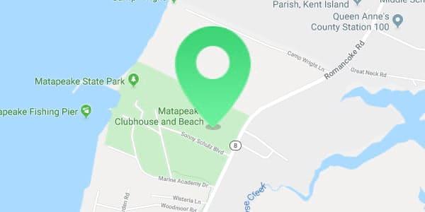map dogwood acres Kent Island