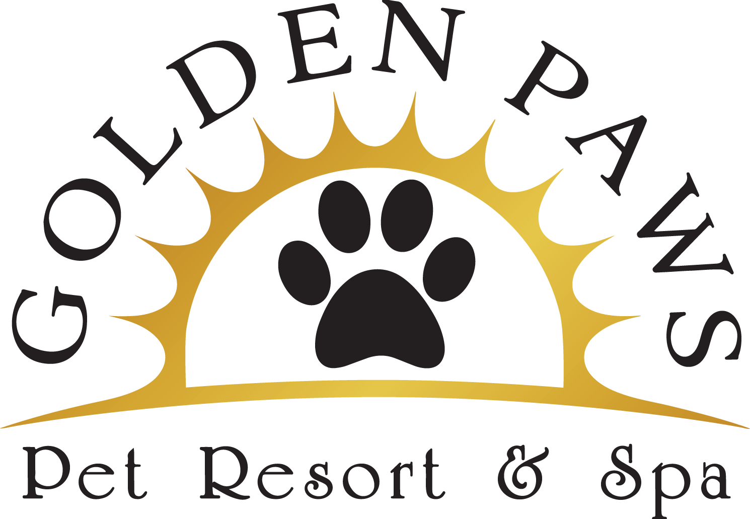 Golden Paws Pet Resort